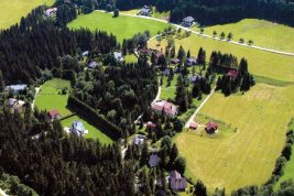 Real Estate in 4573  Hinterstoder: LIEASURE RESIDENCE IN HINTERSTODER: 6 building parcels in beautiful natural surroundings with existing hunting lodge - Picture