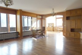 Real Estate in 4820 Bad Ischl  : BAD ISCHL - MAJESTIC RESIDENTIAL ENJOYMENT! Versatile 4-room apartment with breathtaking view from the 8th floor!
