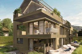 Immobilie in 5020 Salzburg : NEUER PREIS! NEUBAUPROJEKT AIGEN: Sonnendurchflutete 3-Zimmer-Wohnung mit 20 qm Terrassentraum