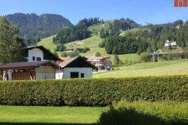 Immobilie in 6370  Kitzbühel: KITZBÜHEL-ZENTRUM: Nähe Ganslernlift: Gartenetage auf 335 qm Wohnfläche und Blick auf die Streif  - Bild