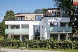 Real Estate in 5020  Salzburg: Luxury Penthouse in Riedenburg - Fist time occupancy - Picture
