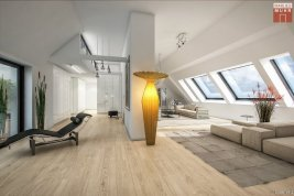 Real Estate in 1040  Wien: 4th DISTRICT: Rooftop dream apartment with stunning views of Vienna - Picture