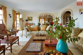 Real Estate in 07650  Santanyi: Spacious finca with exceptional panoramic views - Picture