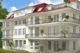 Real Estate in 1180  Wien : NEARBY TÜRKENSCHANZ PARK - COTTAGE DISTRICT: Exclusive apartment in prestigious Gründerzeit villa