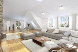 Real Estate in 1180  Wien : COTTAGE DISTRICT - 18TH DISTRICT: Spacious loft apartment with old Viennese flair