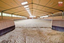 Real Estate in 2020  Wien Umgebung: WEINVIERTEL – NEAR HOLLABRUNN: Restored, spacious equestrian centre in an idyllic location - Picture