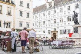 Immobilie in 1010  Wien: BESTE INNENSTADTLAGE-SEILERSTÄTTE: 82 qm Wohnung mit Charme - Bild