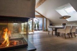 Immobilie in 6365  Kirchberg: Kirchberg: Piffiges Penthouse Nähe Fleckalm-Lift - Bild