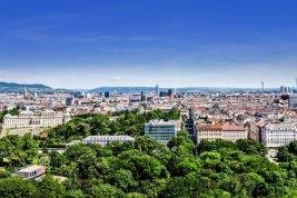 Immobilie in 1100  Wien: WOHNEN MIT BLICK AUF DIE SKYLINE WIENS - Bild