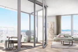 Real Estate in 1100  Wien: MODERN LIVING WITH DISTANT CITY VIEWS - Picture