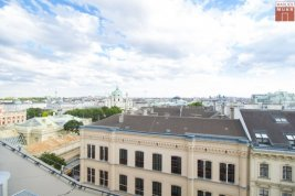 Real Estate in 1010  Wien: Top luxury class: Penthouse apartment with pool new the Staatsoper - Picture