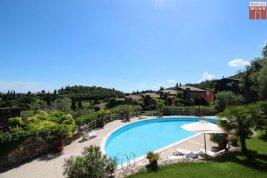 """Immobilie in 37010  Marciaga di Costermano : GARDASEE: Traumwohnung beim beliebten Golfplatz """"Ca´degli Ulivi"""""""