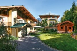 Real Estate in 6370  Kitzbühel: Kitzbühel: Majestic villa with luxurious amenities, lift, guest area, underground parking - Picture