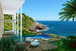 Real Estate in 07589  Provensals : Mallorca: You are sure to enjoy the sunset in this dream villa