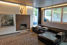 Real Estate in 5020 Salzburg: Maxglan: Avant-garde designer villa with feel-good character of a special kind - Picture