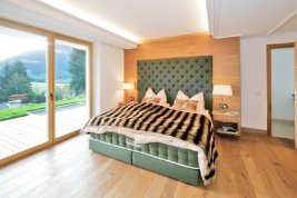 Immobilie in 6370  Kitzbühel: Kitzbühel am Lutzenberg: Exklusives Haus mit Panoramablick zum sofortigen Bezug - Bild