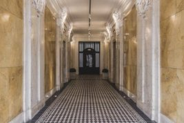 Immobilie in 1010  Wien: IHR PRIVATER LOGENPLATZ! HIMMELOASE MIT FERNBLICK... - Bild