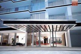 Immobilie in 1030  Wien: Smarte 2 Zimmer Erstbezugs-Wohnung mit 6 qm Loggia - gut vermietbar! - Bild