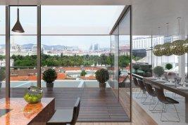 Real Estate in 1030  Wien : SPITZENLAGE MIT SPITZENBLICK ÜBER DIE STADT IM DIPLOMATENVIERTEL
