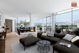 Immobilie in 1030  Wien : IM DIPLOMATENVIERTEL DES 3. BEZIRKS: Dachgeschosstraum auf höchstem Niveau