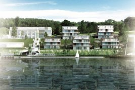 Real Estate in 9082  Maria Wörth: WÖRTHERSEE: Exclusive apartment in luxury resort! - Picture