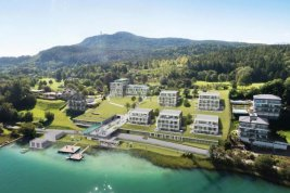 Real Estate in 9082  Maria Wörth : WÖRTHERSEE: Exclusive apartment in luxury resort!