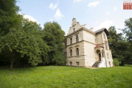 Real Estate in 3571  Gars am Kamp: WALDVIERTEL - Turn Of The Century Villa: Historical retreat in the health resort - Picture