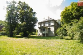 Real Estate in 3571  Gars am Kamp : WALDVIERTEL - Turn Of The Century Villa: Historical retreat in the health resort