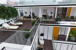 Immobilie in 1030  Wien : AM STADTPARK: Schwellenlos Glücklich... Rollstuhlgerechtes Wohnen