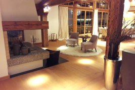 Real Estate in 6365  Kirchberg: Kirchberg: Ready-for-occupancy penthouse in chalet style in panoramic location with lift, terrace and garage as well as concierge service. - Picture