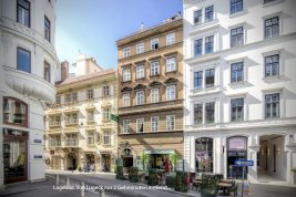 Real Estate in 1010 Wien  : BAROQUE BUILDING IN THE ROMANTIC DISTRICT OF VIENNA IN THE HEART OF THE 1ST DISTRICT