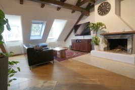 Real Estate in 5020 Salzburg : WOHNKOMFORT IM  HERZEN DER STADT!  Loft-Feeling auf 72 m² Wnfl.!