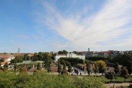 Immobilie in 1020  Wien : CHARME DER SCHRÄGE: 3 Zimmer Neubau-Wohnung im Dachgeschoss