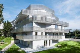 Immobilie in 1140 Wien : 14.BEZIRK - MIT DER STADT BESTENS VERBUNDEN: Dachterrassenwohnung mit Stil