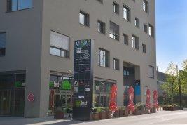 Immobilie in 5020 Salzburg : BÜROPOWER IN DER PRAXIS - ca. 4,8 % Rendite! Barrierefreies Büro in der Panzerhalle, individuell planbar!