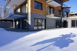 Real Estate in 6370 Kitzbühel : KITZBÜHEL: stylish garden apartment for first time occupancy on the outskirts!
