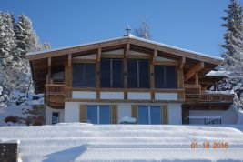 Real Estate in 6370  Kitzbühel: Kitzbühel am Lutzenberg: Exclusive building with panoramic view for immediate purchase - Picture