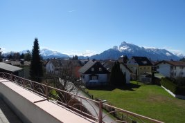 Real Estate in 5020 Salzburg : JOSEFIAU - NEAR SALZACH: Sun filled penthouse with enclosed granny flat