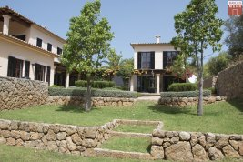 Real Estate in 07190   Esporles: Majestic estate overlooking the sea on a 17,500 square meter park property - Picture