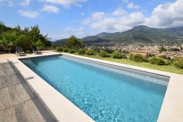 Real Estate in 07100 Soller  : MALLORCA: Stylish finca in divine location overlooking Sóller