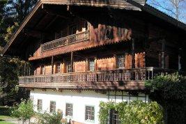 Immobilie in 6370 Reith bei Kitzbühel : Kitzbühel: Historisches Bauernhaus mit modernem Wohnkomfort und unverbaubarem Blick in die Kitzbüheler Bergwelt
