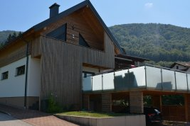 Immobilie in 5300 Hallwang bei Salzburg : STADTRAND ELDORADO  FÜR GENIESSER! Kernsaniertes Einfamilienhaus mit riesiger Sonnenterrasse!