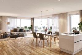 Immobilie in 5020 Salzburg : PERFEKTE KULISSE IN GNEIS: Einfach Vollkommen diese schicke 4-Zimmer-Garten-Maisonette!