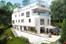 Real Estate in 1190 Wien : RELAXING WITH PANORAMIC VIEWS overlooking Kahlenberg