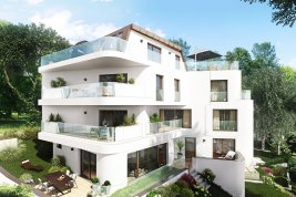 Real Estate in 1190 Wien : Apartment with an exciting view, in prime villa neighborhood of Döblinger is waiting for you!