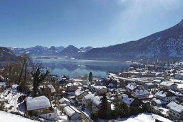 Immobilie in 5340 St. Gilgen am Wolfgangsee : Großzügiges Landhaus  mit spektakulärer 365 Tage Sonnenlage