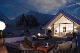 Immobilie in 5020 Salzburg : RUHELAGE GNEIS:  133 m² Dachterrassen-Wohnung - hier ist Wohlfühlen Trumpf!