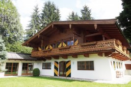Real Estate in 6370 Kitzbühel Kitzbühel : KITZBÜHEL-BICHLALM: charming chalet in sunny, unobstructable, peaceful panoramic location