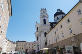 Real Estate in 5020 Salzburg : SALZBURG-ALTSTADT: 227 square metre floor in classic old building with lift – just 3 minutes' walk to the Festspielhaus!