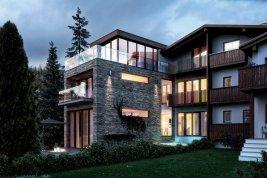 Immobilie in 6370 Kitzbühel : KITZBÜHEL - hier zu sein ist wunderbar! Großzügige Designer Neubauwohnung zwischen Golfplatz Eichenheim und der Stadt Kitzbühel